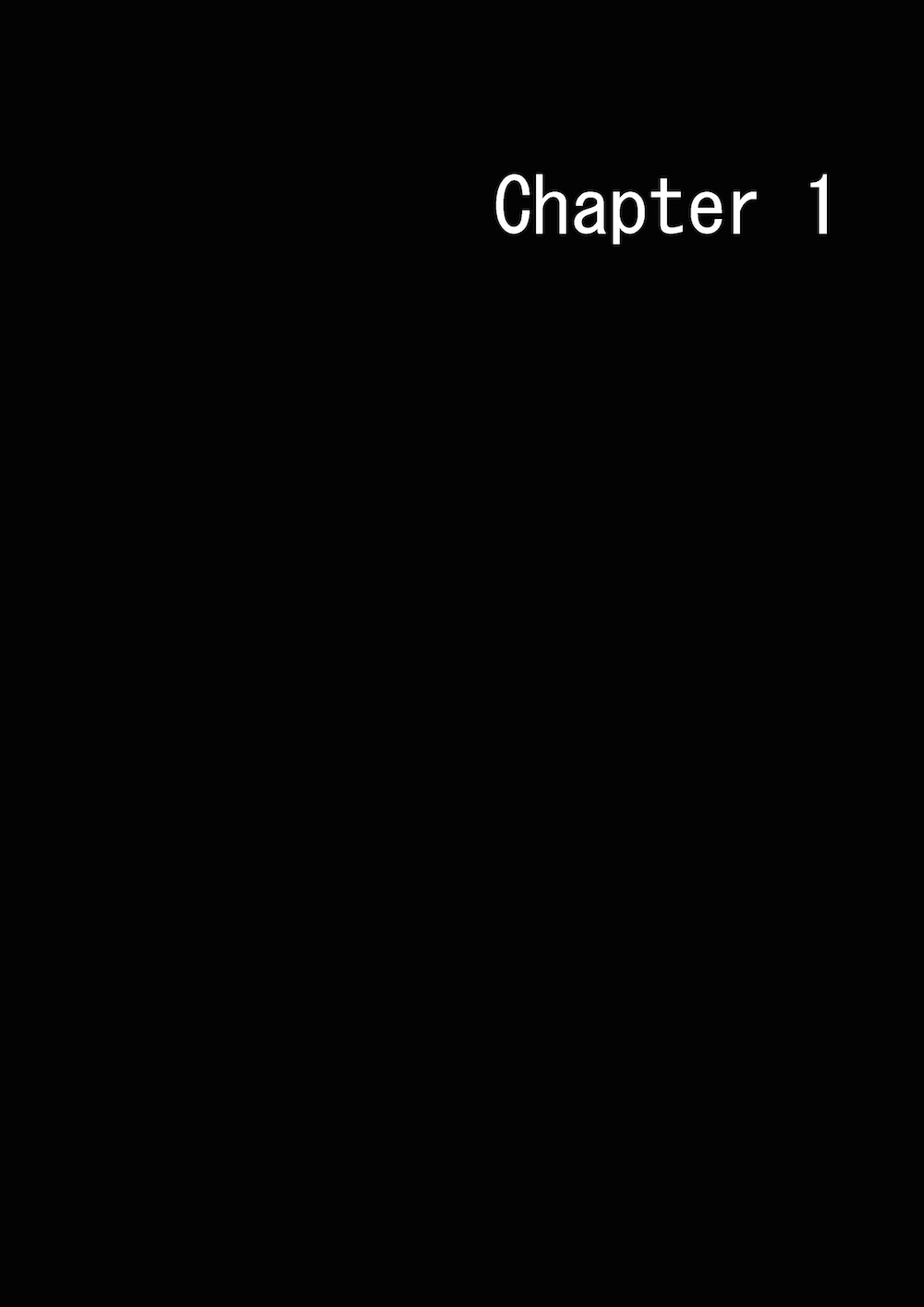 Chapter 1 page