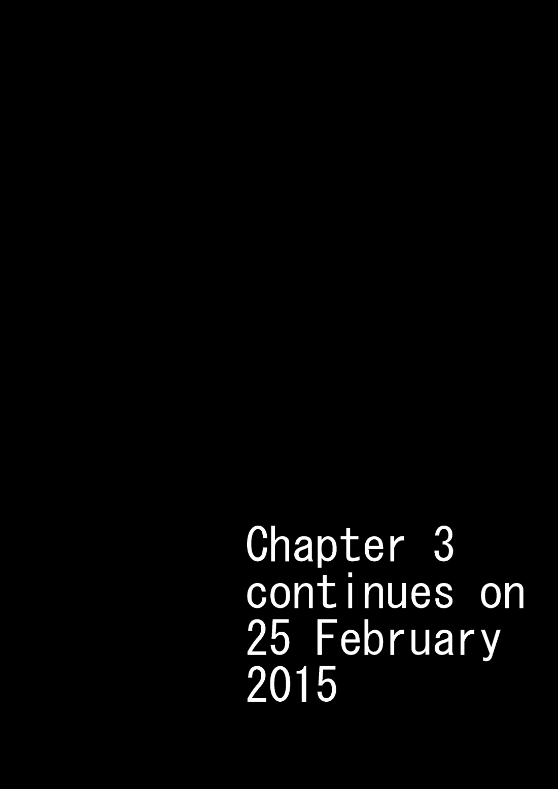 Chapter 3 Continues 8