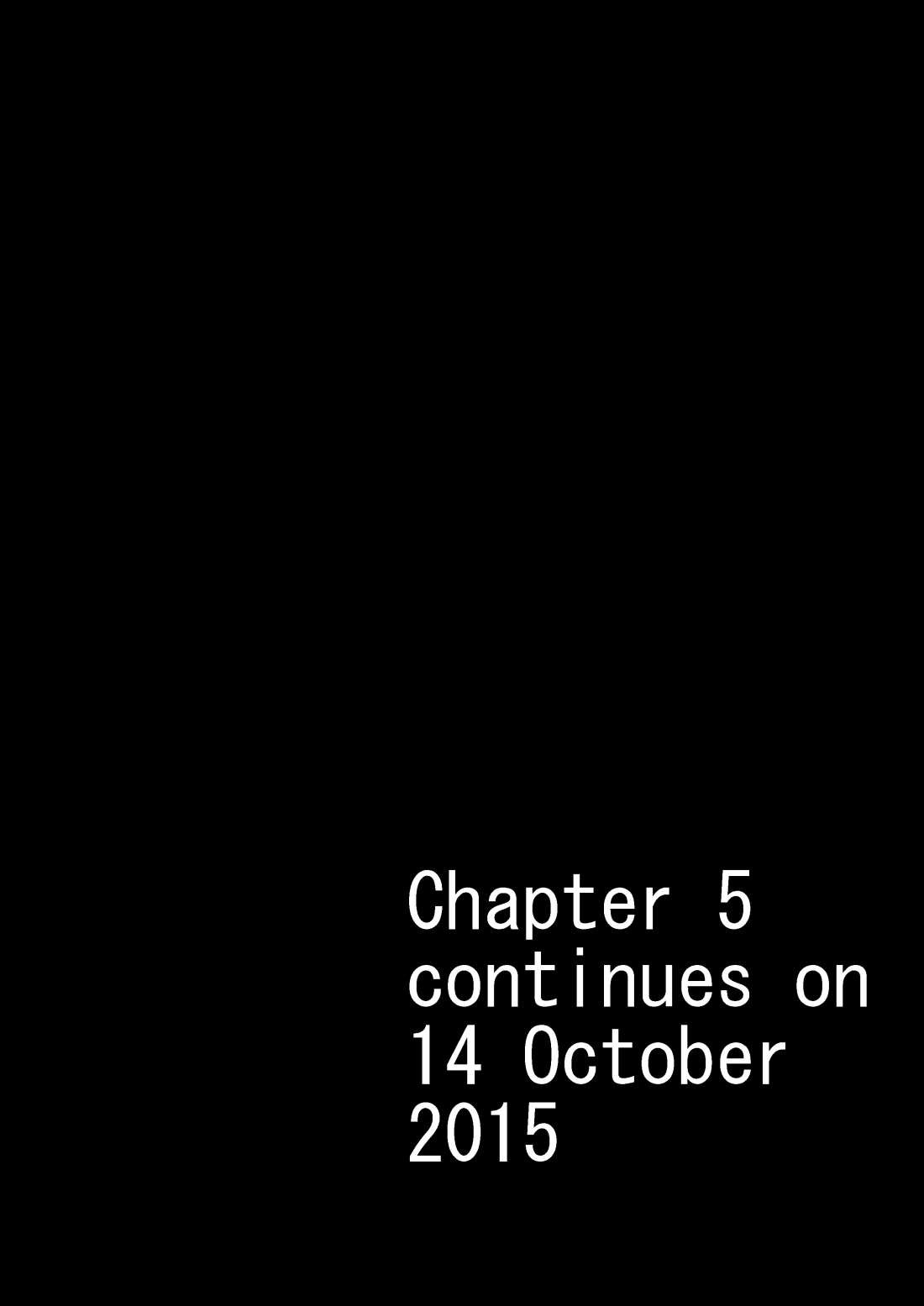 Chapter 5 Continues 2