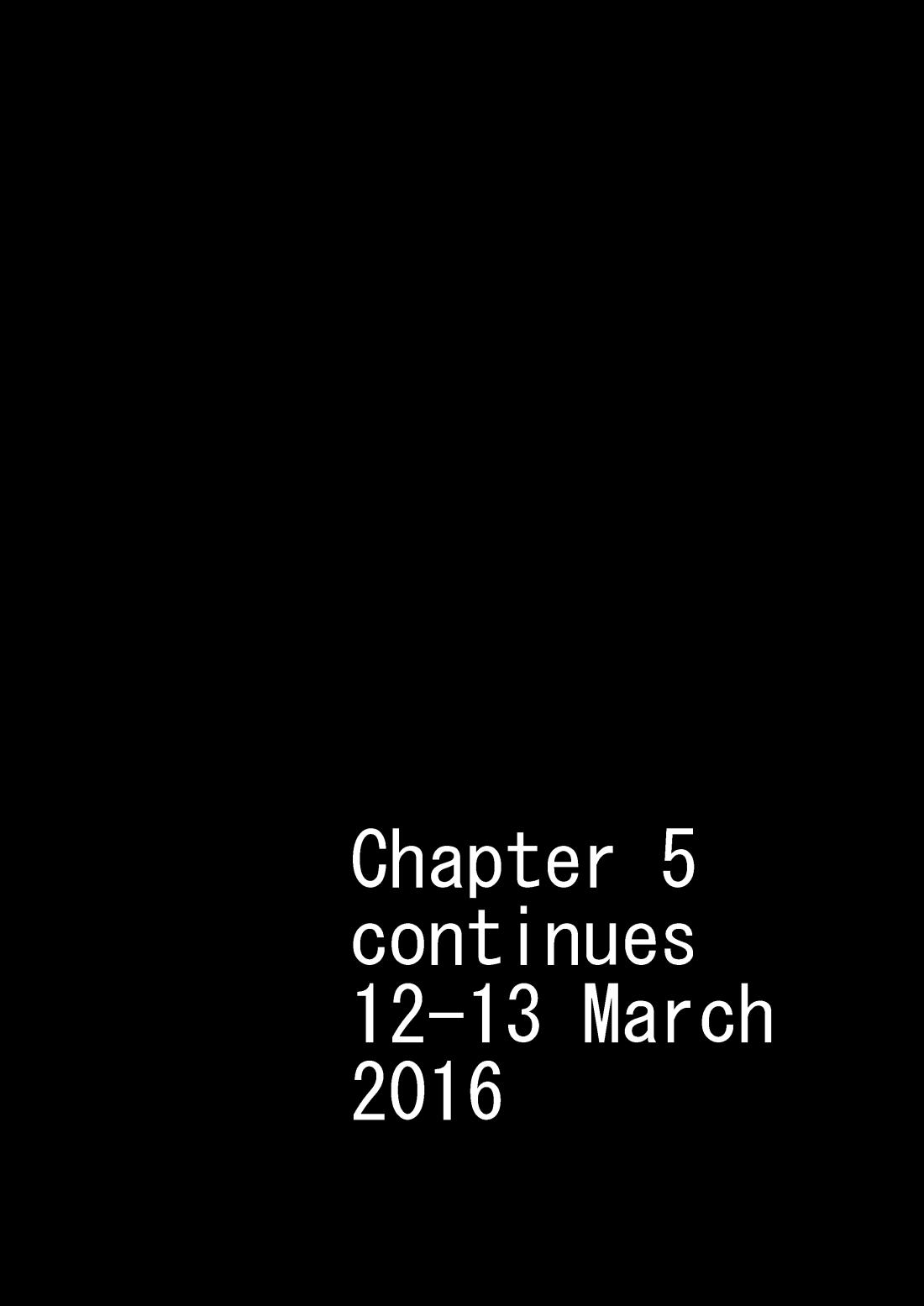 Chapter 5 Continues 14