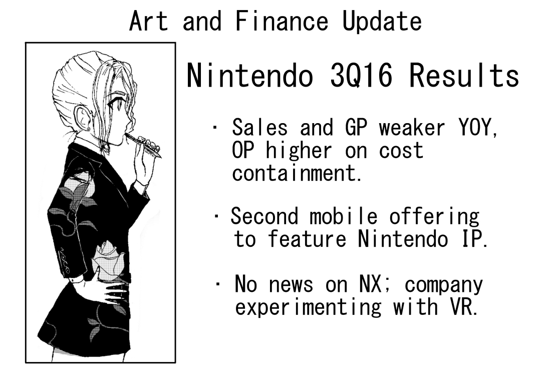 Nintendo 3Q16 Cover