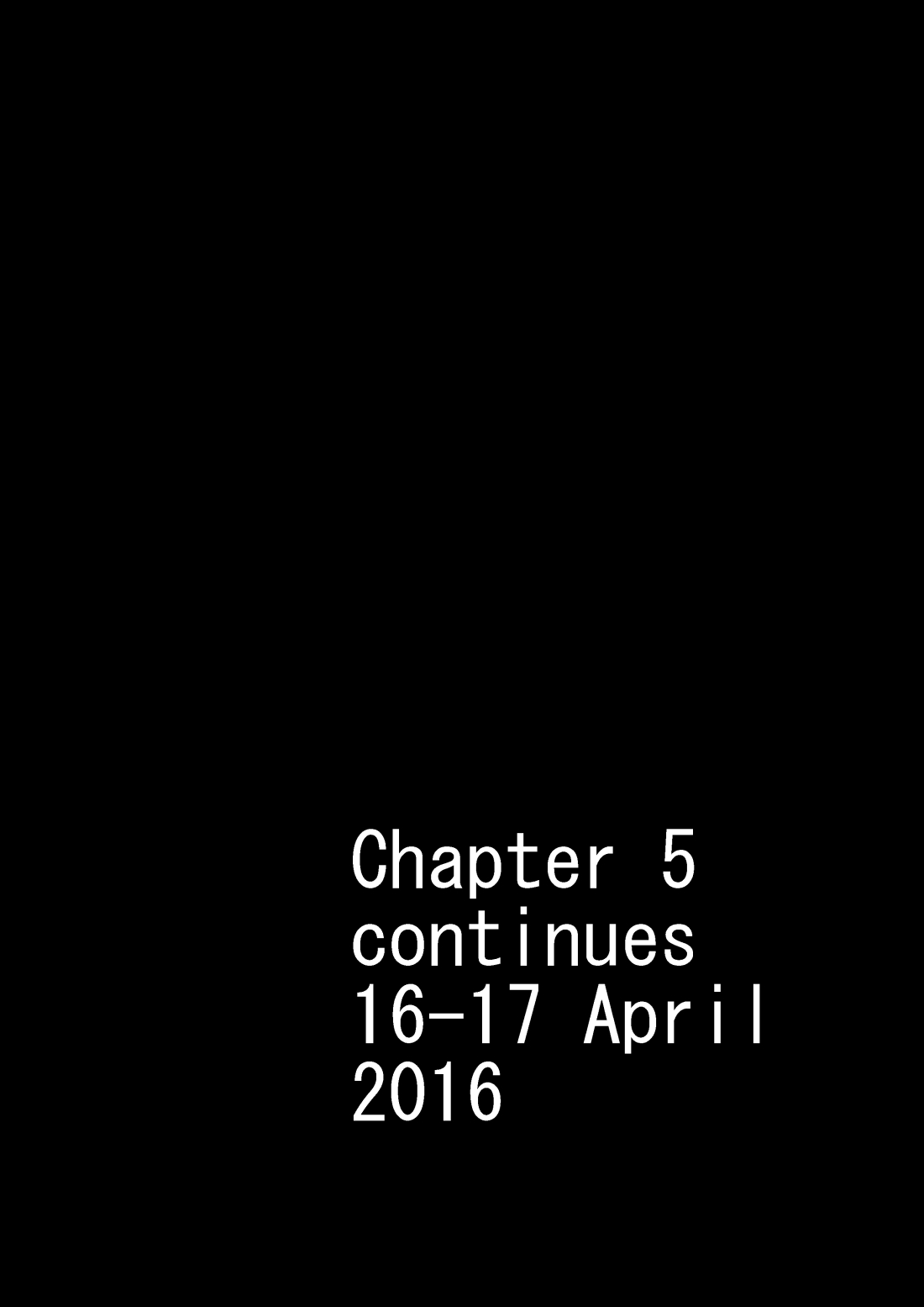 Chapter 5 Continues 15